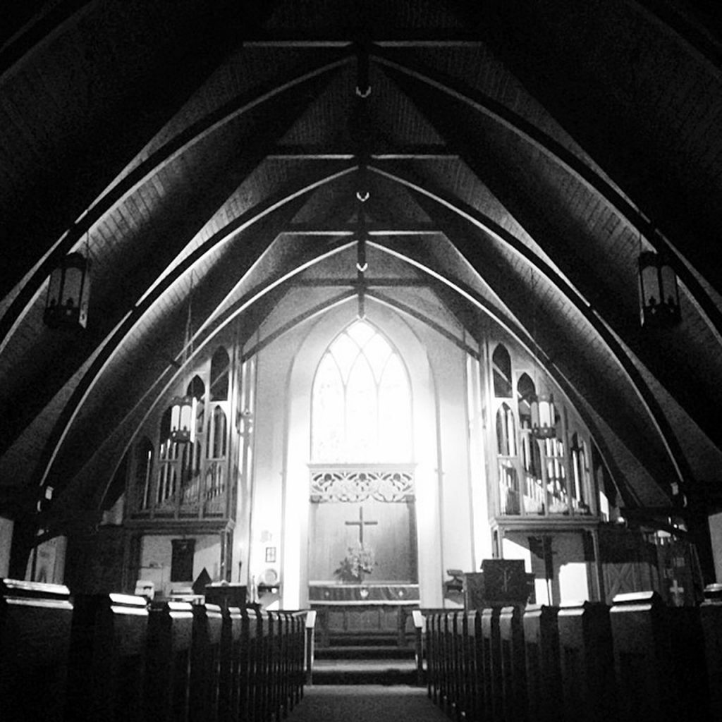 church dark